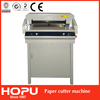 HOPU paper cutter sheeter machine program paper cutter machine