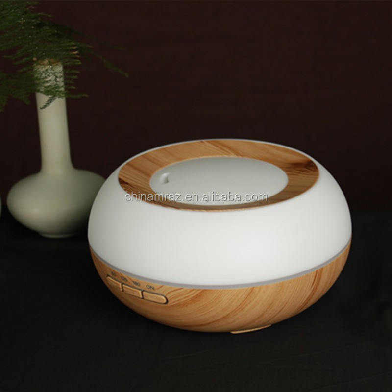 2017 new products wood cute <strong>air</strong> 300ml essential oil aromatherapy diffusers ultrasonic humidifiers usb wholesale