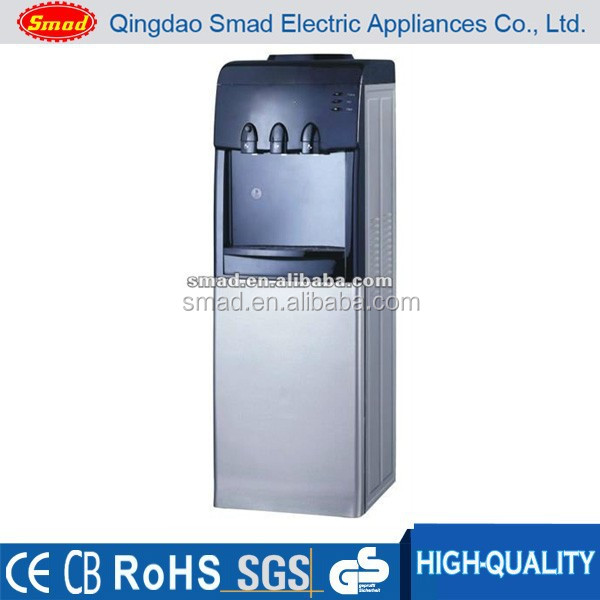 Free Standing Heat and Cold Water Dispenser