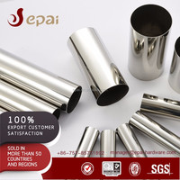polished good quality stainless steel u tubes