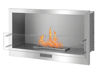 On Sale Indoor Used Fireplace Mantel Ethanol Fireplace Insert ...