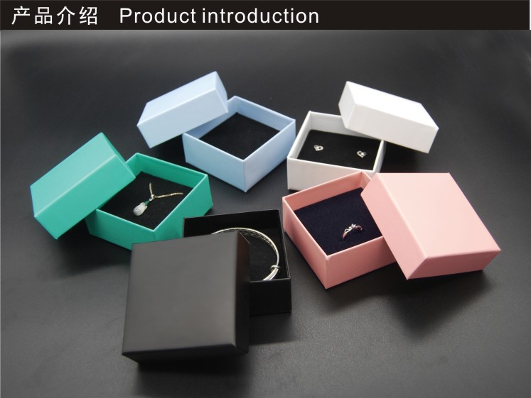 Yinyun Jewelry Crafts Custom Packaging Gift Box for Jewelry Shipping