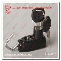 ZH125 motorcycle helmet lock for honda dio parts 125 motorcycle