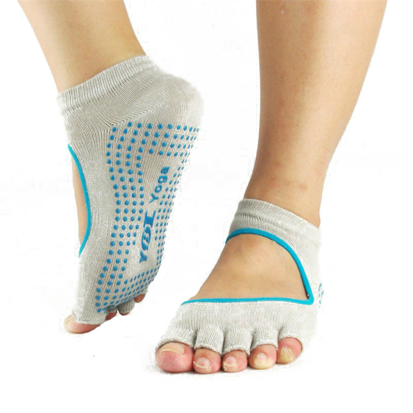 58727c28318 Durable 2015 Hot!!! Fashion 2Pcs Backless Home Socks Women Sports Cotton  Sport Non