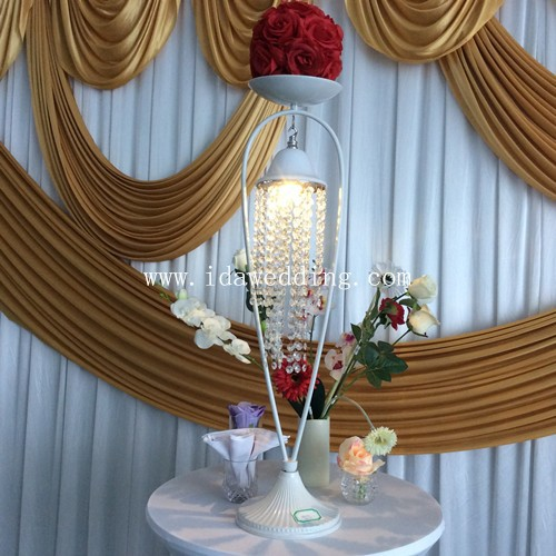 Cheap Price Wedding Aisle Decorations Crystal Pillars