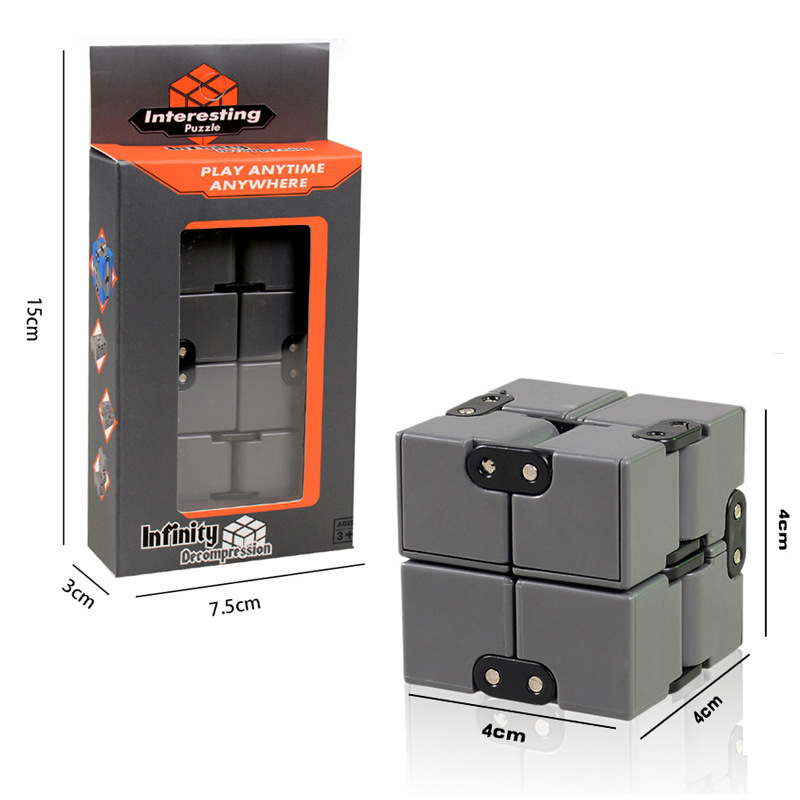 infinity cube amazon. amazon top seller infinity cube alloy rotating desk toy new stress relief fidget i