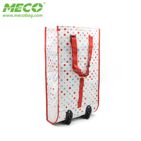 Wheels Trolley Foldable Bags Shopping Bag