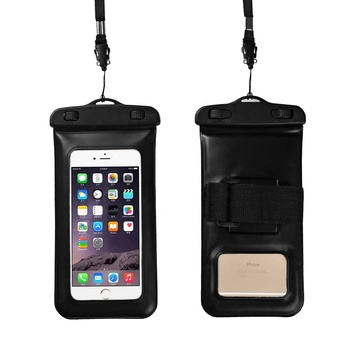 Top Quality WaterProof PVC Mobile Phone Cases Universal Waterproof Bag Pouch Cell Phone Cases