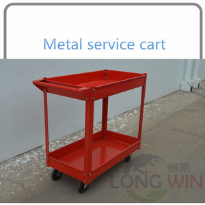 Multi Purposes metal plant welding Service Cart
