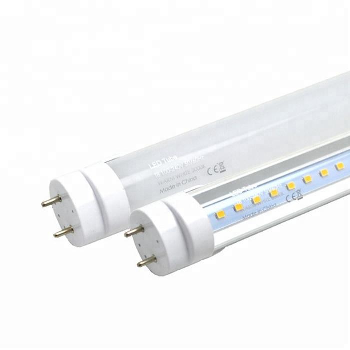 ce rohs aluminum g13 4ft led tube 18w price t8 led tube lighting