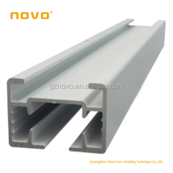 N09 Curtain Track Gliders Plastic Of Guangzhou Novo Factory Curtain Accessories With Good Quality For Motorized Window Curtain Buy N09 Curtain Track