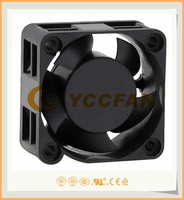 40*40*20MM electronic brushless cooling fan DC12V 24V widely for computer parts