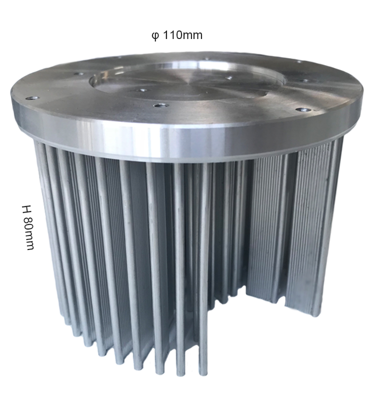Factory Sale Make Your Own Water Cooling 140Mm Heatsink