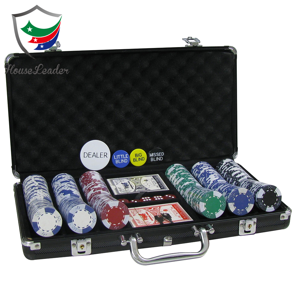 ept clay poker chip set