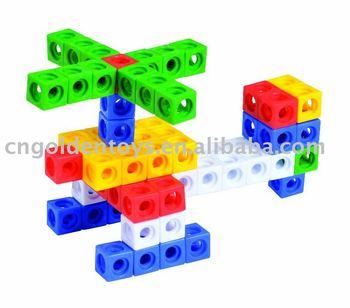 Creative Small Square Plastic Building Block Toys Buy