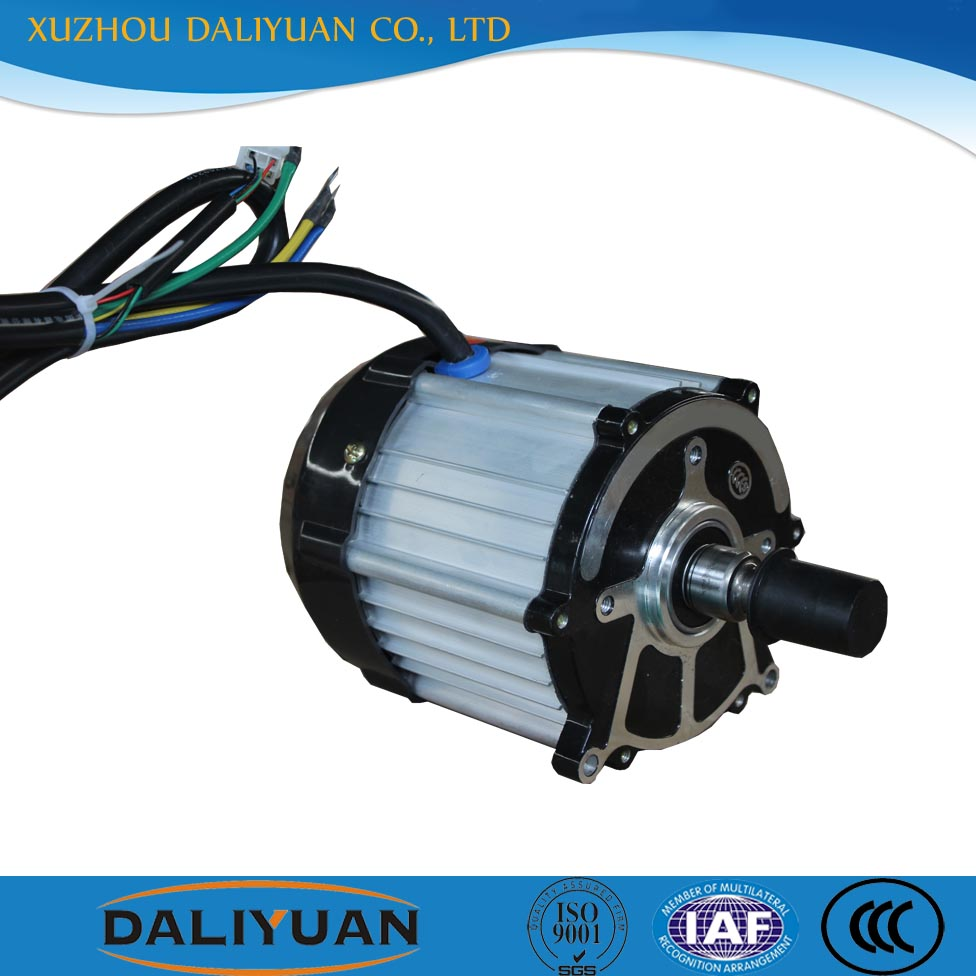 Electric vehicle brushless dc motor for Electric car motor manufacturers