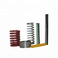 OEM various small thin wire closed end compression springs
