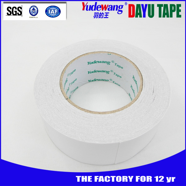 Hot selling bopp packing double sided adhesive paper roll