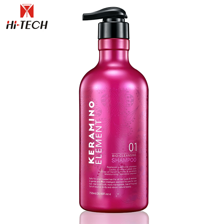 Eliminate hair heavy feeling natural shampoo Hair residue shampoo