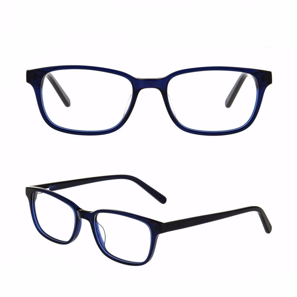 Factory Wholesale Eyeglass Frames Famous Brands Acetate Glasses ...