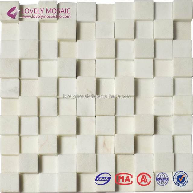 white marble mosaic tiles beatiful tiles for wall tilescafe decoration hot sale mosaic pattern