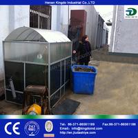 6CBM, 10CBM, 20CBM Good Quality Home Biogas Plant System