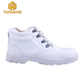 Unisex Leather Hotel Chicken Chef Anti Slip Food Industry Slip-On Safety Ankle Boots