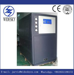 water cooled industrial/food/plastic chiller