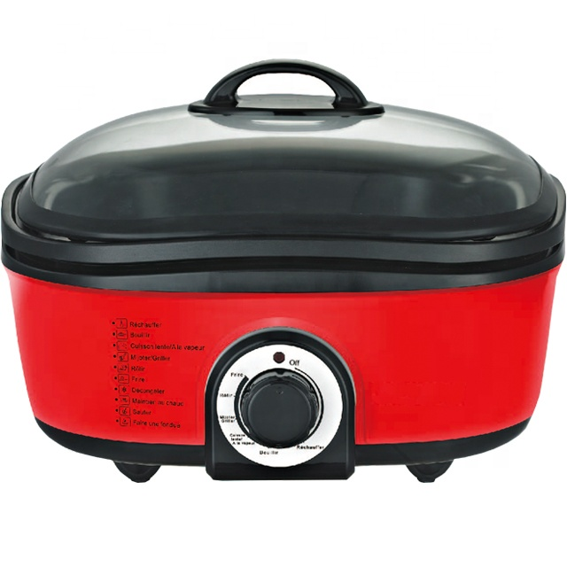100-240V 1000W 5litter multi function cooker by  factory supplier