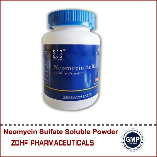 Doxycycline+Neomycin Sulphate+Vitamin k Soluble Powder