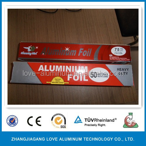 Best-Selling High Quality Food Grade Alluminum Foil