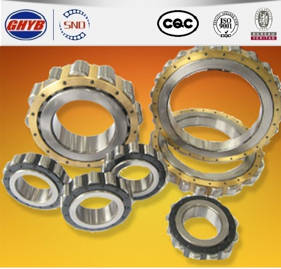 Scooter fuel injection ball bearing angular contact ball bearing QJ 209 With High Quality