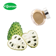 ISO factory free samples high quality anti-cancer annona muricata fruit extract