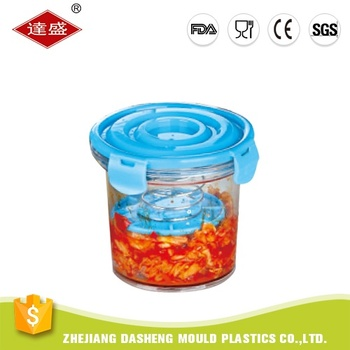 Direct Factory Chinese Large Plastic Kimchi Container Buy Kimchi