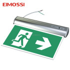 Double Side LED Emergency Exit Sign with CE