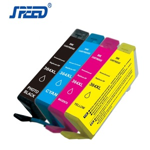 Remain ink cartridge for hp 364xl ink cartridge for hp Photosmart 5520 6510 7510 7520 C6380