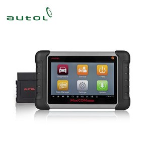 Most Professional Autel MaxiCOM MK808TS Auto Diagnostic Tool TPMS Bluetooth Sensor MK808TS Diagnosis Machine