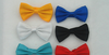 Colorful Dog Bow Tie Pet Products Accessories Luxury Cheap Neck Tie