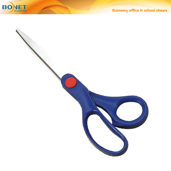 "SST0021/S65006 CE Certificated 8"" office and stationery industrial safety scissor"