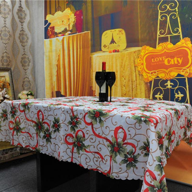 2015 fashion Christmas Decoration Supplies for dining table home party Christmas chair cover