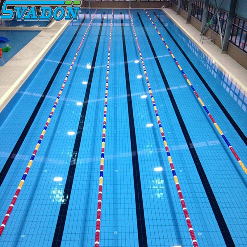 Swimming pool lane line lead rope lead line swimming pool lane rop, View  swimming pool lane rop, SVADON Product Details from Daremay Swimming Pool  ...