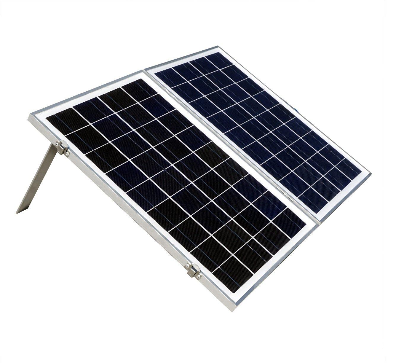 Buy ECO-WORTHY 80watts Photovoltaic Portable Folding Poly