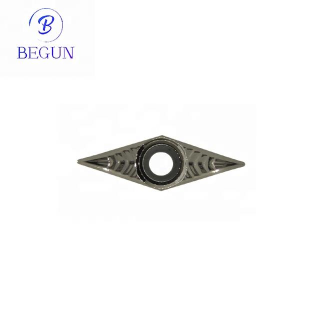 10pcs Carbide Inserts VCGT110302 for Cutting Aluminum /&Copper VCGT220.5