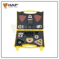 Oscillating blade kits 20pcs Plastic case set