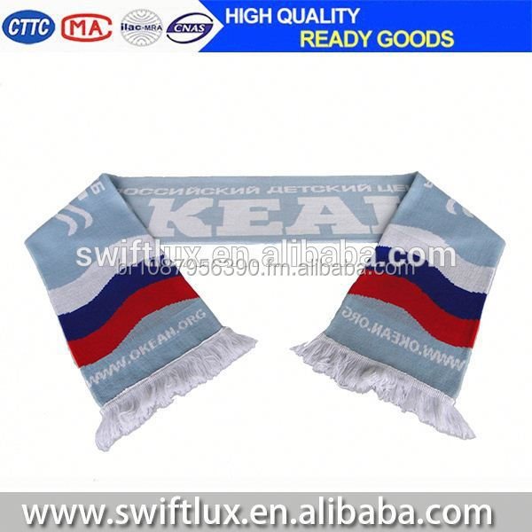 jacquard alkhaleej knitting scarf made in china