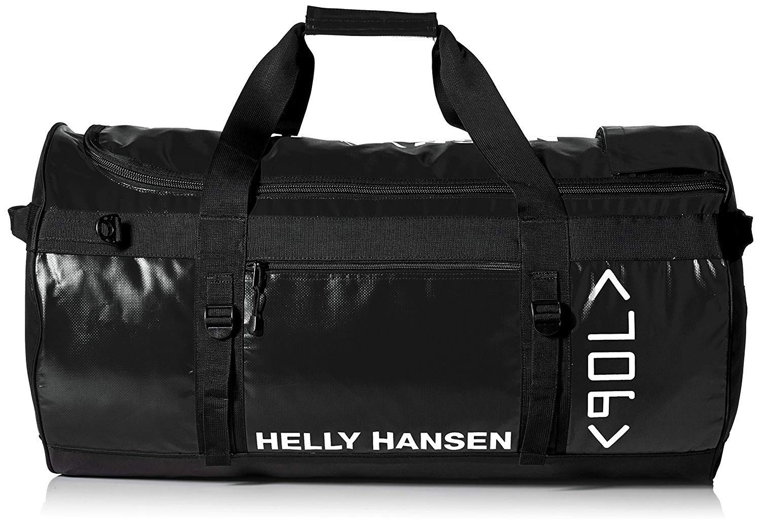 f721ab4bbe Get Quotations · Helly Hansen Classic Duffel Bag with Backpack Straps