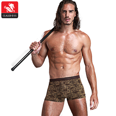 professional factory soft breathable stylish comfortable custom korea men underwear
