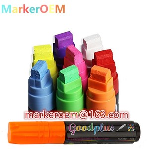 15/16mm jumbo car window marker liquid chalk touch markers car glass paint pen