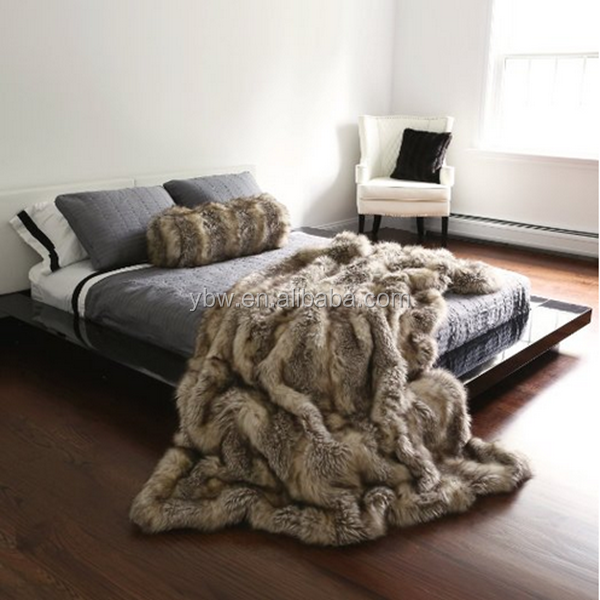 warm und luxus tier design webpelz decke werfen pv felldecke wolldecke produkt id 60167673100. Black Bedroom Furniture Sets. Home Design Ideas