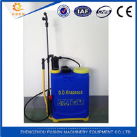 manual pressure battery fruit tree power sprayer